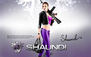 Shaundi Saints Row the Third Wallpapers - Click on the ...