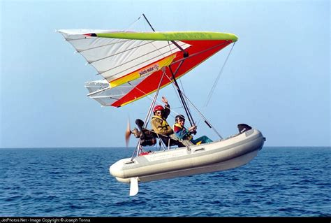 Lomac Flying Inflatable Boat by My Evil Friend And The Microlite Aircraft Nasioc
