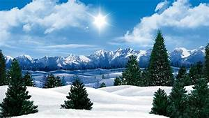 Winter, Nature, Snow, Beautiful, Lovely, Landscape