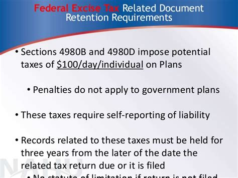 welfare benefit plan documentation requirements nahu