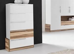 Meuble Pour Chambre : commode b white mobilier chambre adulte meuble commode mobilier design ~ Teatrodelosmanantiales.com Idées de Décoration