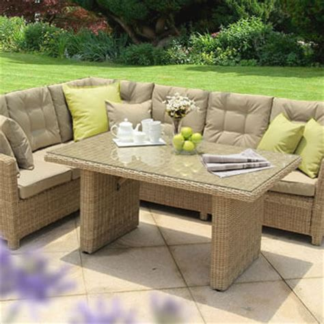 Patio Furniture Financing by Weave Garden Furniture Sets From Top Brands Such As