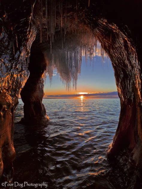 ice caves  tumblr