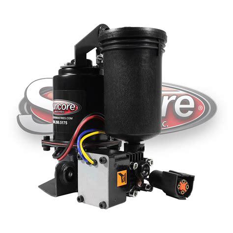 suncore industries air ride suspension compressor
