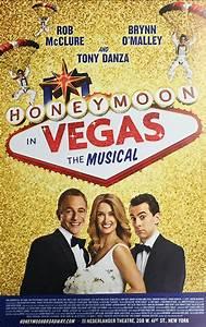 honeymoon in vegas broadway poster honeymoon in vegas With honeymoon in vegas broadway