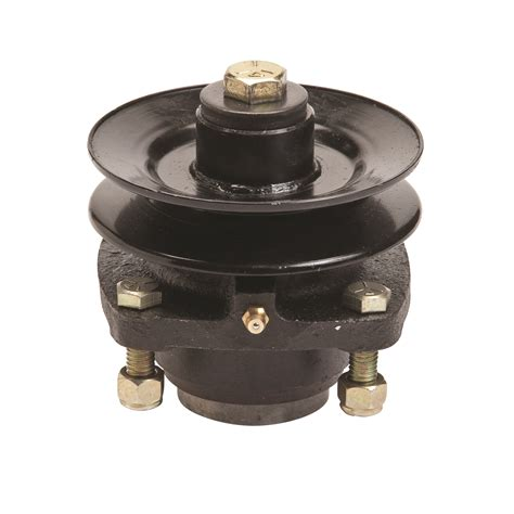 mower deck spindle replacement replacement spindle for dixon 42 quot deck left spindle