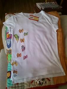 Photo Patch Transfer Medium : el pa s de babia como pintar mariposas en una camiseta pintura en tela pinterest ~ Orissabook.com Haus und Dekorationen