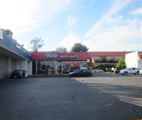 Parts San Diego by 3950 Convoy San Diego Ca O Reilly Auto Parts