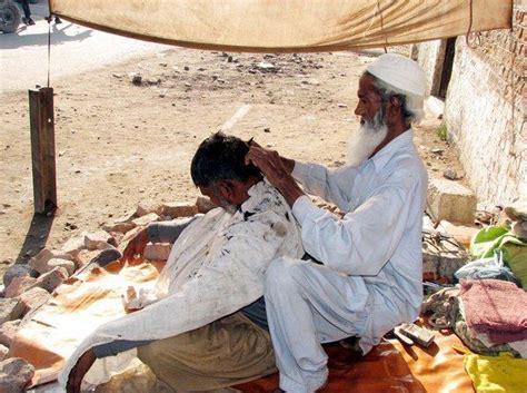 Funny Picture pakistani barber shop   Pak101.com