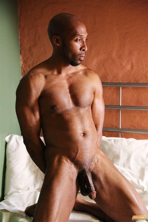 black naked men