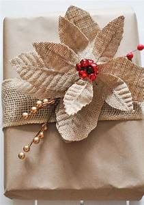 Easy, Christmas, Gift, Wrapping, Ideas