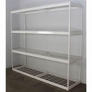 24, U0026quot, X, 92, U0026quot, X, 84, U0026quot, Garage, Shelving, Rack