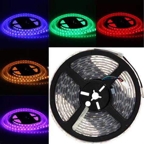 waterproof light for boat marine ribbon light
