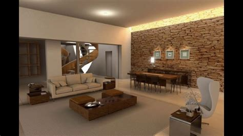 Wohnzimmer Wand Steine by Wall In Your Living Room 17 Brilliant Ideas