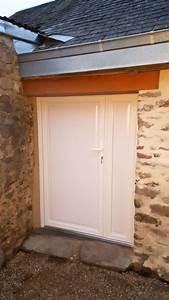 Porte Service Pvc : renov 39 habitat pose de portes de services en pvc ~ Melissatoandfro.com Idées de Décoration