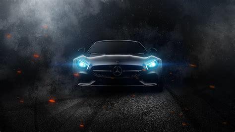 Mercedes Benz Logo Wallpapers (53+ Images