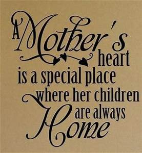 A Mother's Heart Is A Special Place Pictures, Photos, and ...