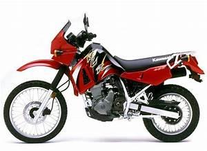 Kawasaki Klr500 Klr650 Workshop Service Repair Manual 1987