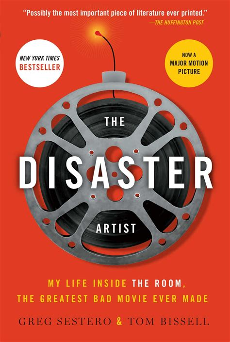 The Disaster Artist | Book by Greg Sestero, Tom Bissell ...