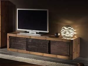 Meuble Tv Haut De Gamme : meuble haut wc bambou id e inspirante pour la conception de la maison ~ Teatrodelosmanantiales.com Idées de Décoration