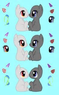 MLP Chibi Pony Base