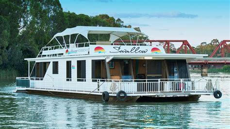 Houseboat Renmark at renmark paringa houseboat hirers association
