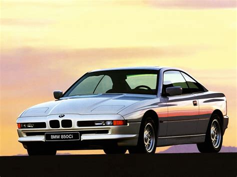 Bmw 8 Series (e31) Specs  1989, 1990, 1991, 1992, 1993