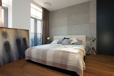 chambre indus idées pour décorer une chambre à coucher masculine
