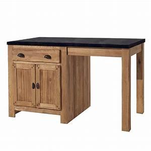Meuble Ilot Cuisine : meuble de cuisine central blog design d 39 int rieur ~ Teatrodelosmanantiales.com Idées de Décoration