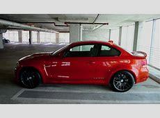 BMW 1M VALENCIA ORANGE MORR WHEELS YouTube