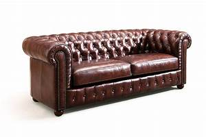 Canap Chesterfield Original Rose Moore