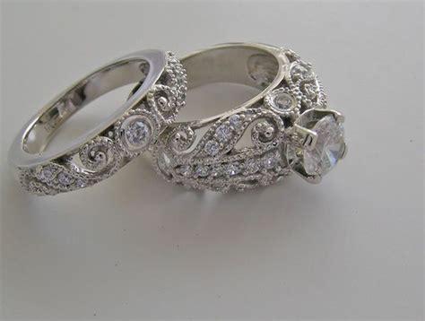 Unusual Engagement Wedding Ring