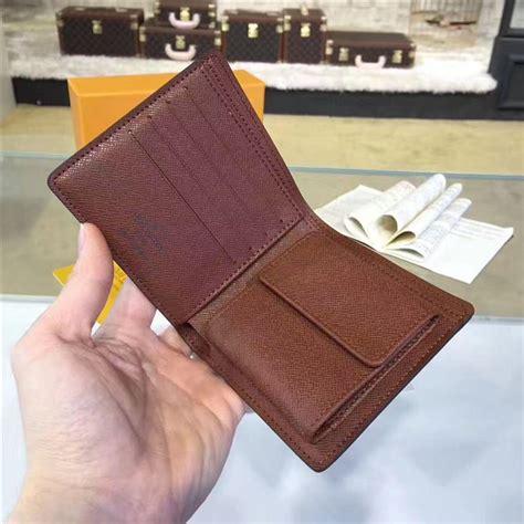 louis vuitton marco wallet monogram canvas aaa handbag