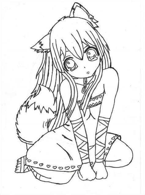 anime coloring pages  jpg  premium templates