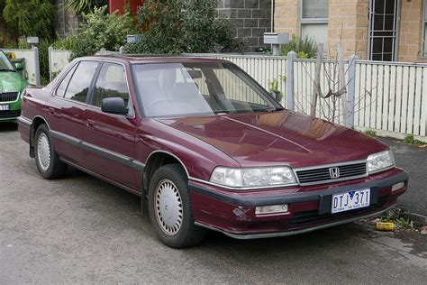 honda legend wikipedia