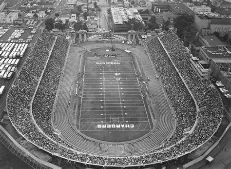 Balboa Stadium, Etc.