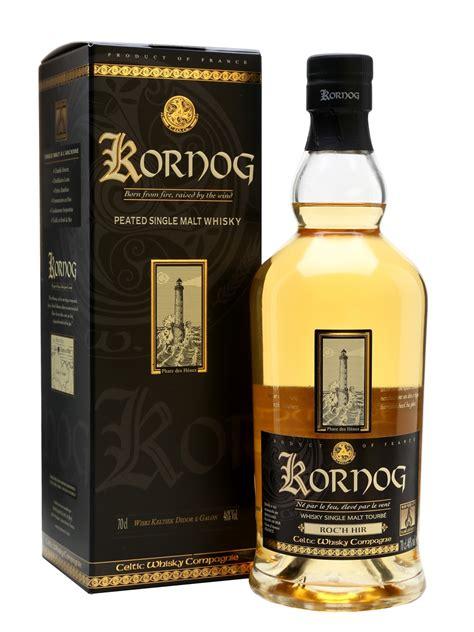single malt whisky breton kornog roch hir cavavin