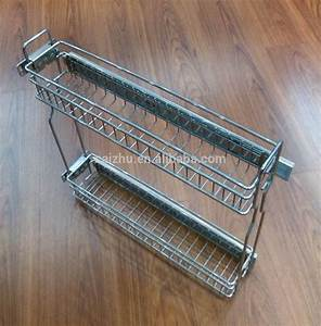 kitchen cabinet drawer kitchen pull out basket organizer With what kind of paint to use on kitchen cabinets for candle holder history