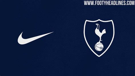 nike tottenham hotspur 17 tottenham 2017 18 away kit details leaked are blue