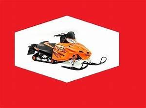 2006 Arctic Cat Snowmobile Repair Service Work Shop Pdf Manual 2  U0026 4 Stroke Models Instant