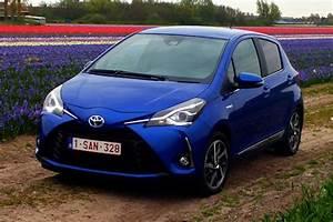 Essai Toyota Yaris Hybride 2018 : voiture hybride ~ Medecine-chirurgie-esthetiques.com Avis de Voitures