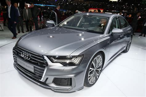 audi a 2019 2019 audi a6 redesign price and review techweirdo