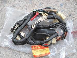 Suzuki 1971 T250 T250r Wiring Harness Nos Genuine Japan P  N 36610