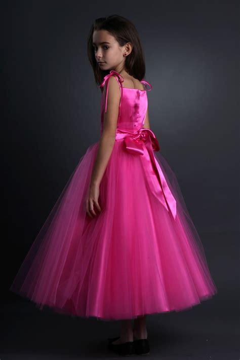 blumenmaedchenkleid festliches kleid maedchen aus