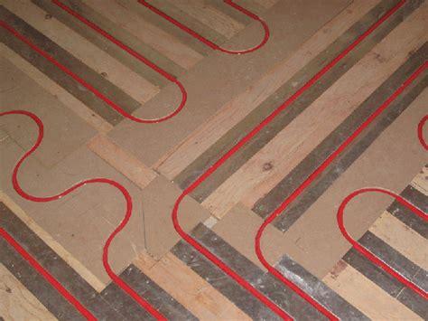 pex radiant floor heating radiant floor heating pex piping infloor heat