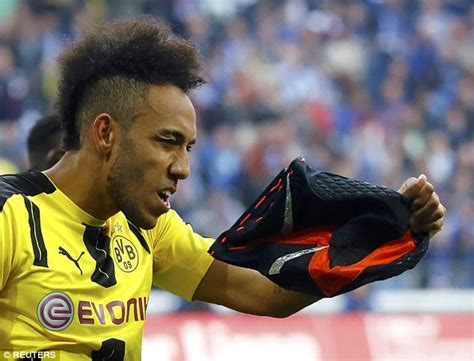 Dortmund ace Aubameyang in hot water over mask stunt ...