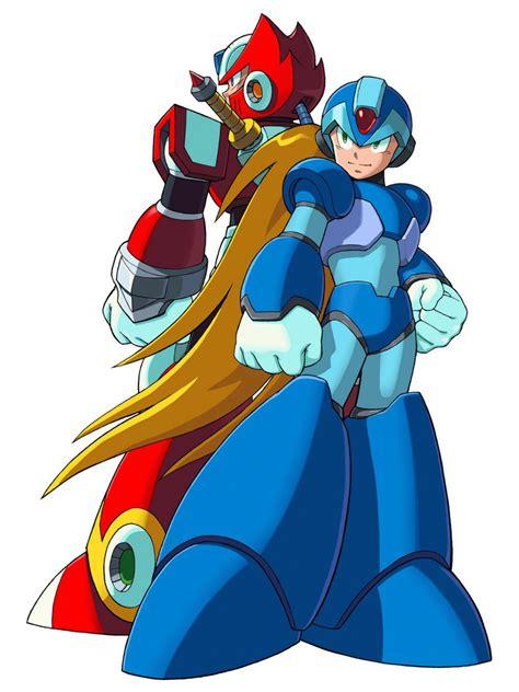 Mega Man / Mega Man Volnutt (Capcom) Art Gallery
