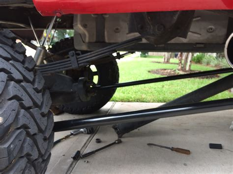 Dmax Garbage Garage by Ditch Your 2 Driveline Single Aluminum Now Available