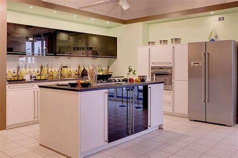 Bauformatmusterküche Küche Mit Kochinsel