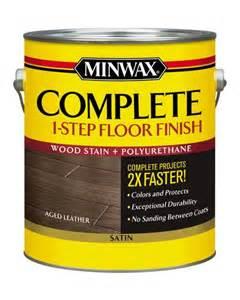 minwax complete 1 step floor finish at menards 174